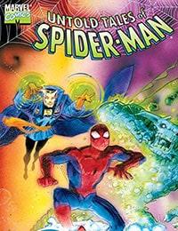 Untold Tales of Spider-Man: Strange Encounters