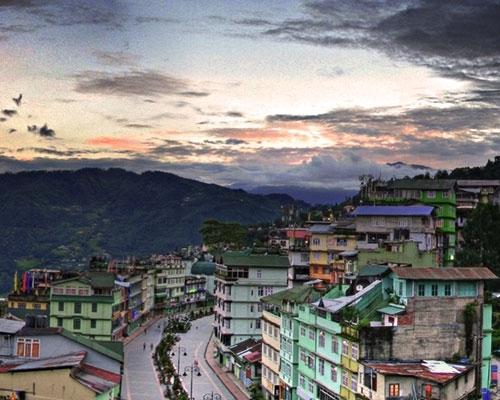 Gangtok, Cleanest City Of India