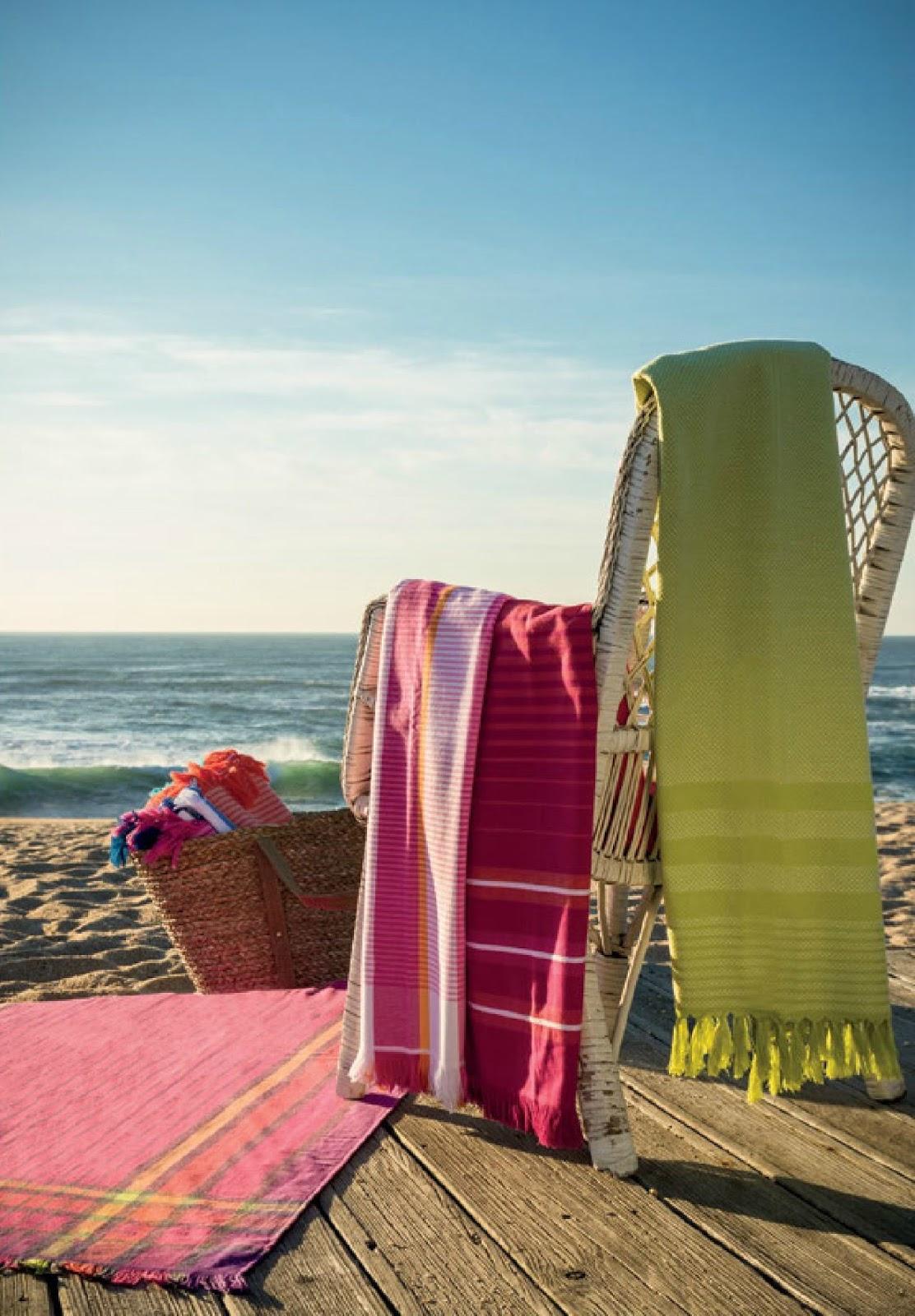 Nuevas toallas y pareos de playa - Toallas de playa originales ...