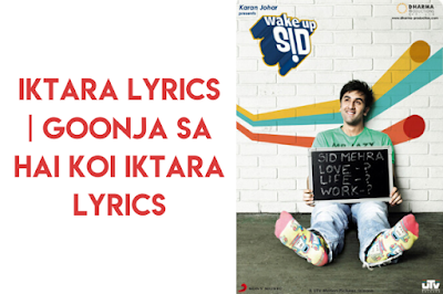Iktara lyrics
