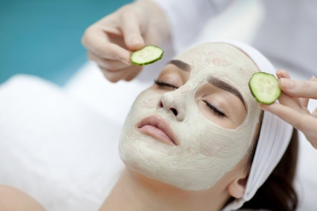 Clean and Clear Skin _ Face  Mask at Home _ Skin Care Face Mask