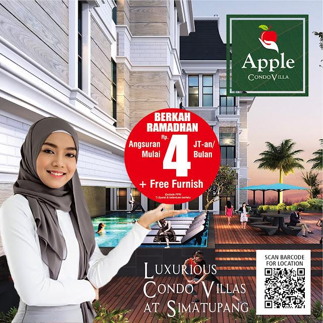 Apple Residence Luxurious Condo Villa