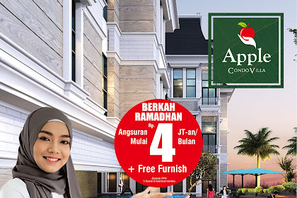 Review Apple Residence Luxurious Condo Villa