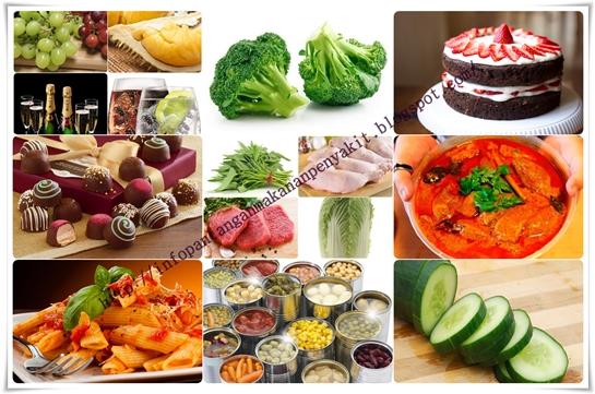 Pantangan Makanan Untuk Penderita Hepatitis B Terlengkap