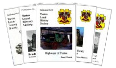 Turton Local History Society Booklets