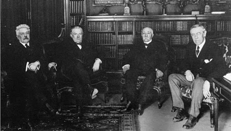 An introduction to the history of the united states at the paris peace conference