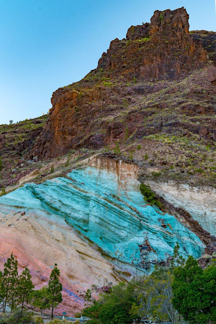 Die Top 30 Fotospots auf Gran Canaria  Strand, Natur und Sehenswürdigkeiten Gran-Canaria  Die besten Spots auf Gran Canaria - Los Azulejos