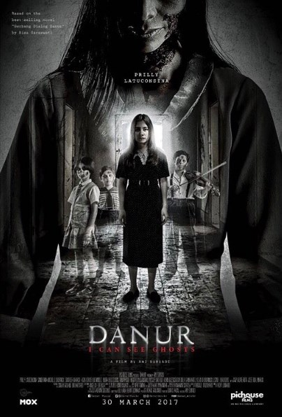 Sinopsis Film Horror Ghost-Danur: I Can See Them (2017)