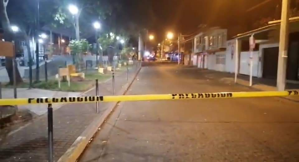 1 herido y 3 Sicarios detenidos dejó como saldo enfrentamiento contra Policías en Uruapan; Michoacán