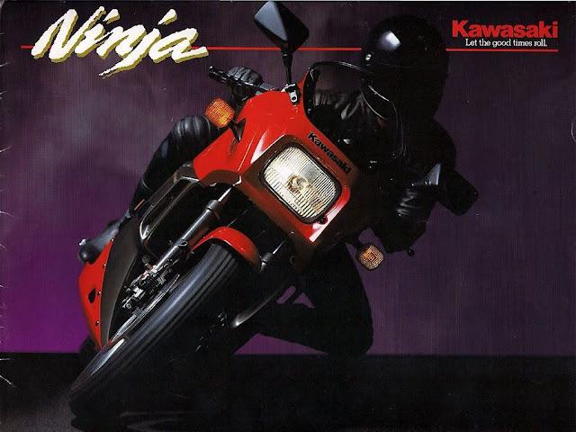 Kawasaki Ninja - Let the Good Times Roll