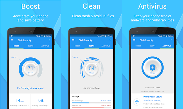 أفضل 5 تطبيقات حماية على اجهزة الأندرويد   مجانا