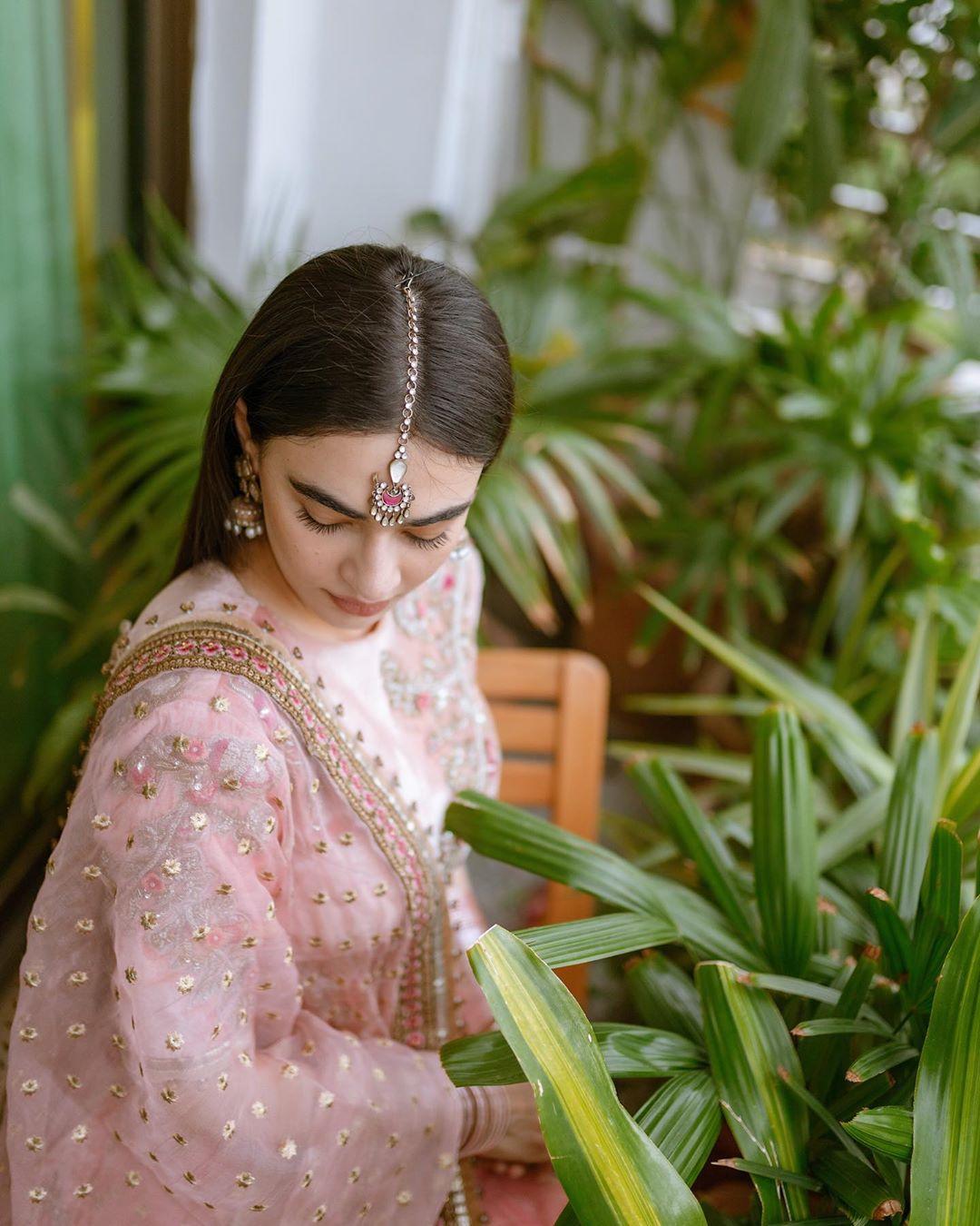 Actress Sahifa Jabbar Wedding Photoshoot after 3 years of Marriage