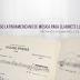 Pronto estará listo el Catálogo Latinoamericano de Música para Clarinete Luis Rossi