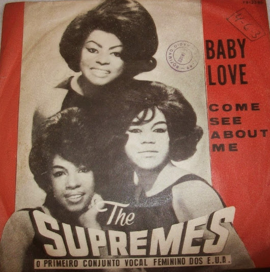 THE SUPREMES in Brazil