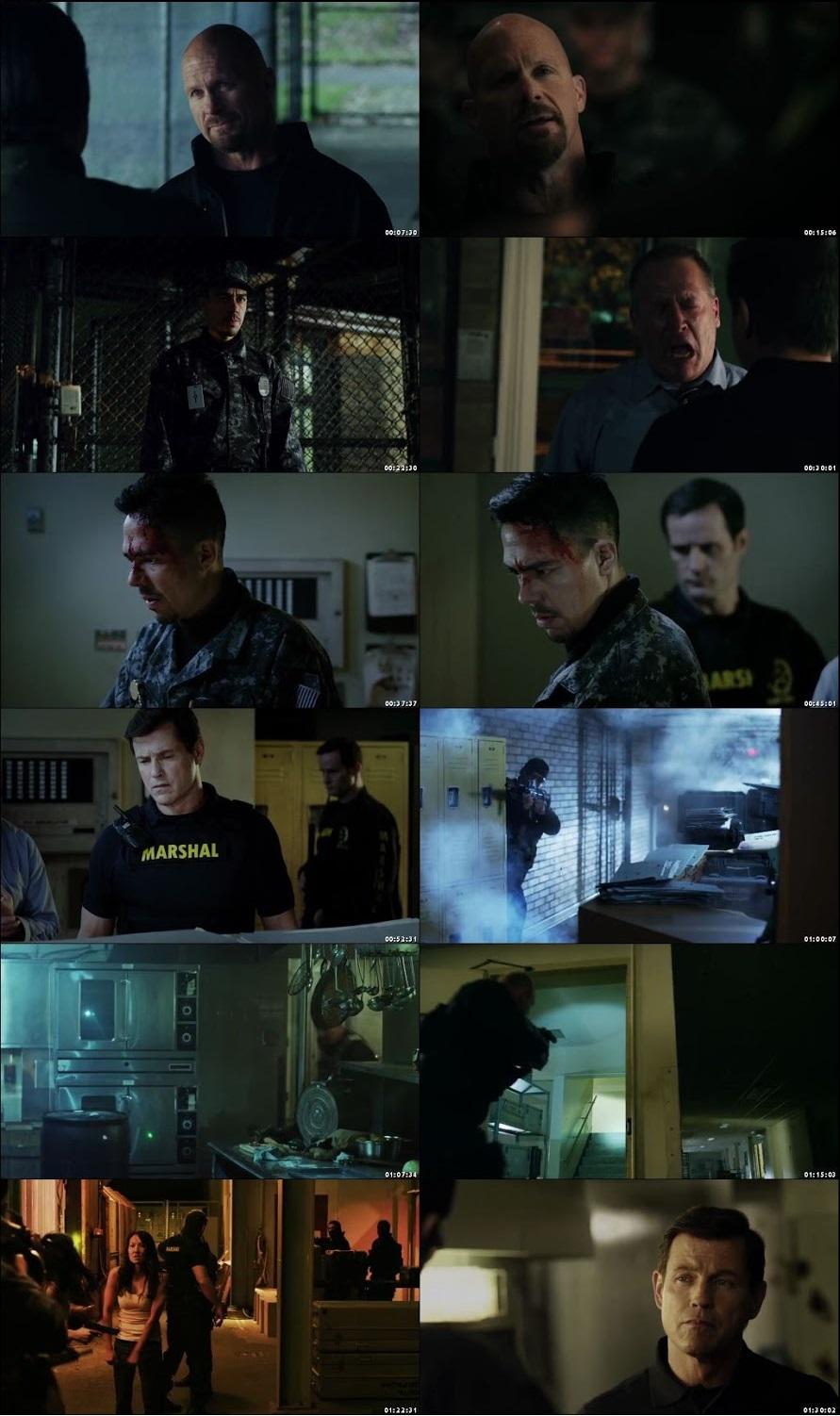 Screen Shot Of Maximum Conviction 2012 In Hindi English Dual Audio Bluray