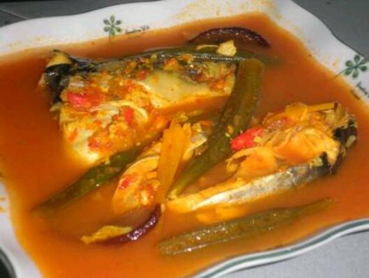 Nikmatnya Gulai Asam Ikan Baung Khas Labuhanbatu Metropublik Com