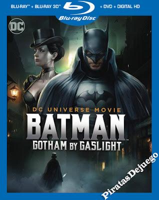 Batman: Gotham a luz de gas (2018) HD 1080p Latino