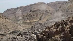 جبل هيلان