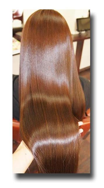 Silky Long Hair The Haircut Web