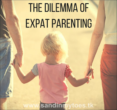 There is a dilemma that every expat parent faces - to stay or move back home?