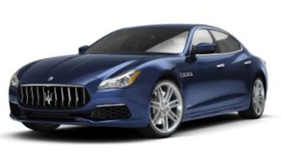 Maserati Quattroporte Safety: Driveline Traction Control And ABS
