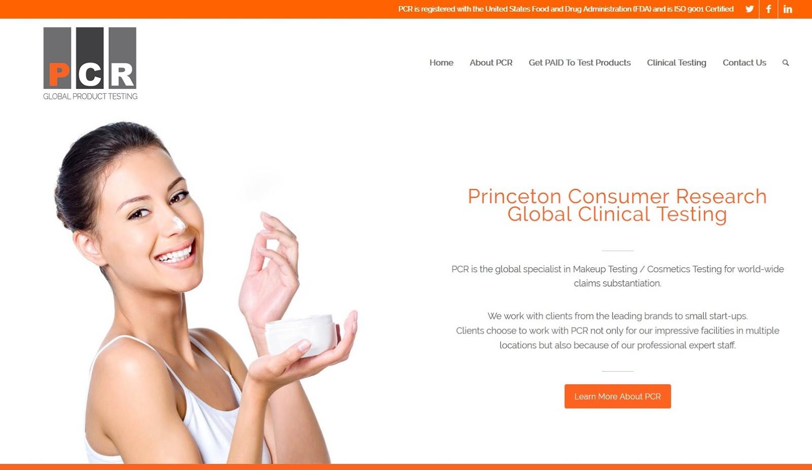 Princeton Consumer Research