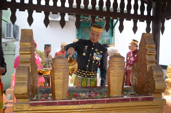Danrem 141/Tp Ziarah Makam Raja raja di Bone