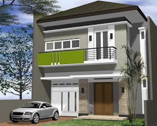 Konsep rumah minimalis