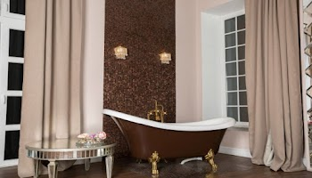 Αριστοκρατικό μπάνιο με μια κίνηση