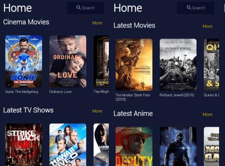 تنزيل تطبيق 2021 cinehub لمشاهدة احدث المسلسلات والافلام مجانا