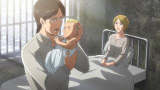 "Hellominju.com : 進撃の巨人3期 アニメ 『グリシャ・イェーガー』  | Attack on Titan ""Grisha Jaeger"" | Hello Anime !"