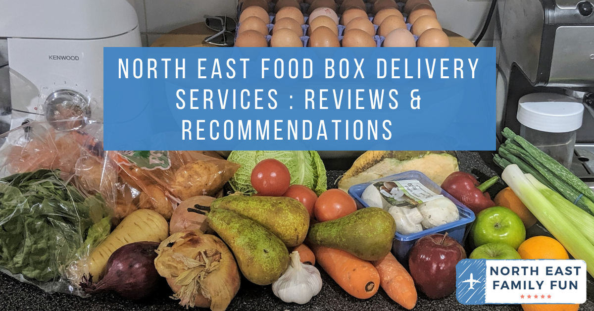 North East Food Box Delivery Services : Reviews & Recommendations