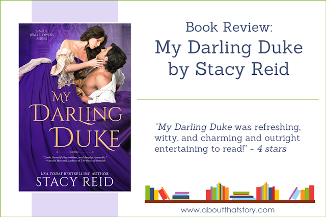 Book Review: My Darling Duke by Stacy Reid | About That Story