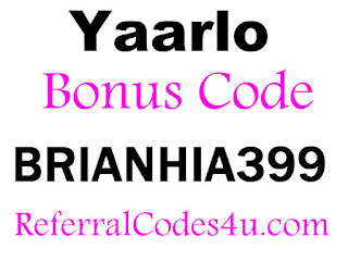 Yaarlo Promo Code February, March, April, May, June, July 2016