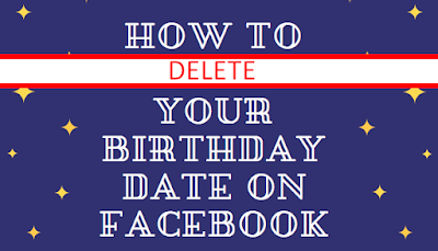 Can I Remove Birth Year From Facebook Profile