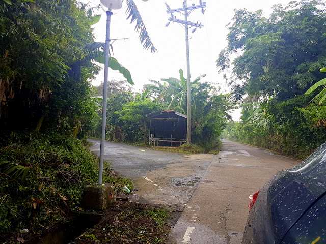 First Fork Road to Brgy Lumipa, Bailen, Cavite