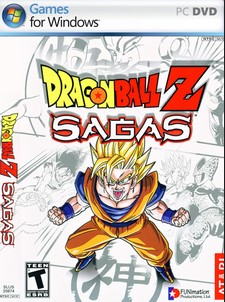 Dragon Ball Z Sagas PC Full