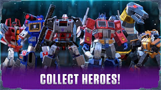 transformers earth wars modded apk