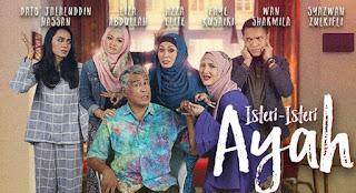 Drama bersiri Isteri-Isteri Ayah TV3