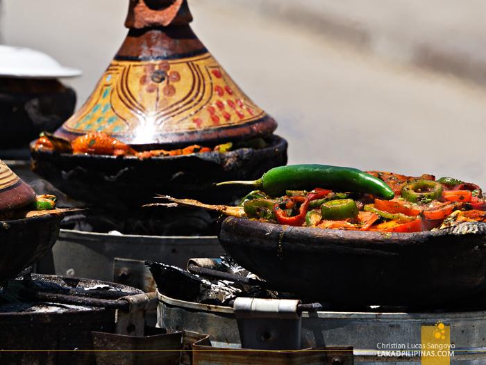 Asilah Food Trip Morocco Tagine