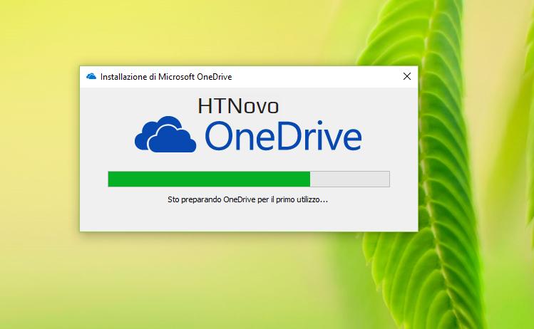 Installazione-OneDrive