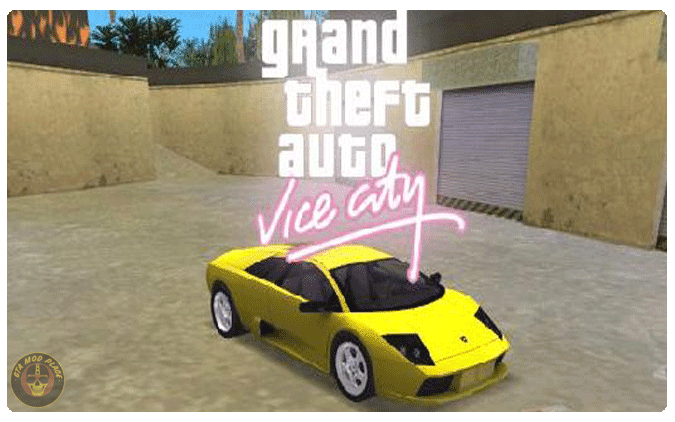 Download gta Vice City Deluxe highly Compressed for pc