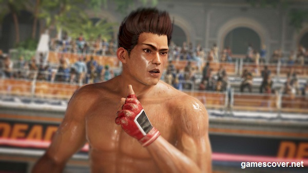 Dead or Alive 6 Character (Jann Lee)