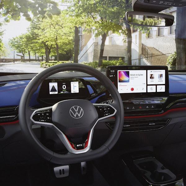 Novo VW ID.4 GTX: SUV elétrico com 300 cv chega à Europa - fotos, preços e detalhes