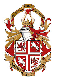 Dennis Watson's coat of arms