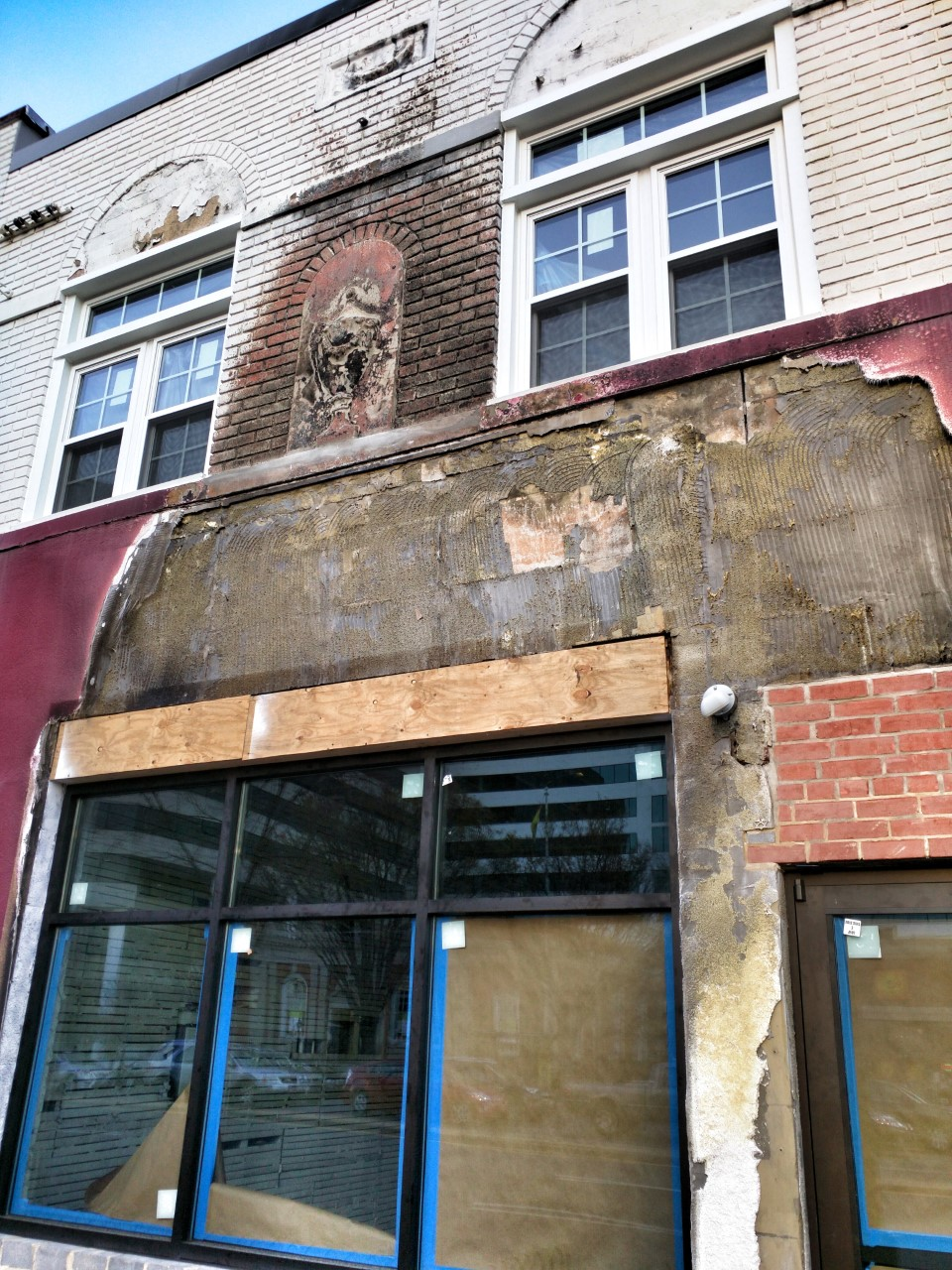 east moco: bombay gaylord restaurant renovations underway in