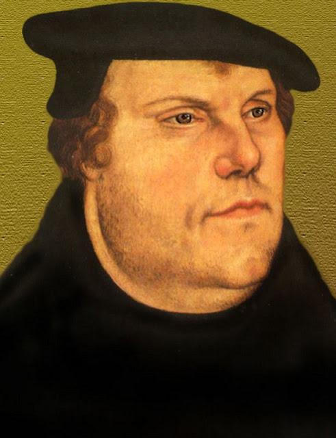 Martinho Lutero arvorou o estandarte da incontinência e atraiu os que são consumidos pelas paixões animais.