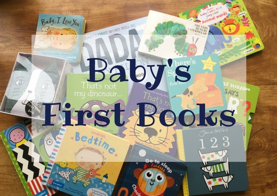 Baby's First Books - Filza - MammaFilz - BookBairn