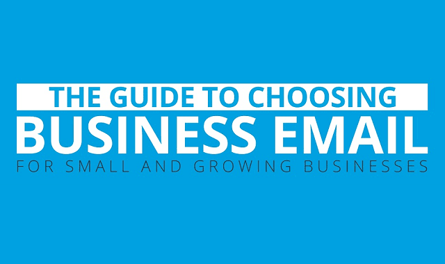 The Guide to Choosing Business Email