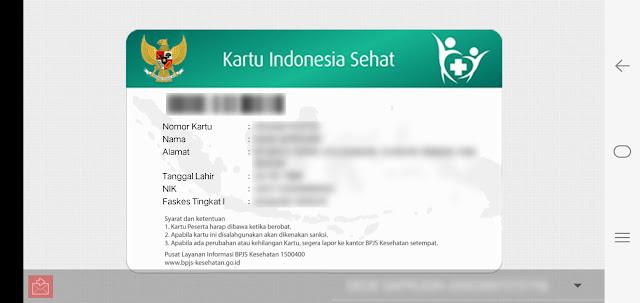 Kartu Indonesia Sehat (KIS) BPJS Kesehatan
